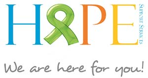 Ross Action Committee & Hope Support Services Logo